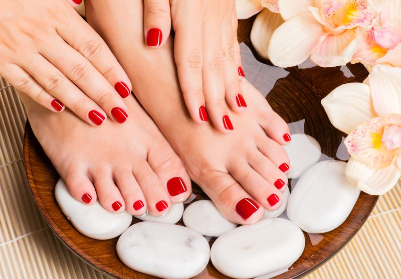 K Nails Spa in Fisher | Nail salon 46037